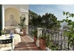 Charming apartment with seafront in Amalfi Coast