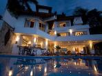 Family Beach Villa + 2 Cottages Puerto Vallarta.