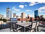 One Bedroom Suite with Roof Deck in South End