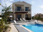 Villa Narcissus, Secret Valley, Paphos Heated Pool
