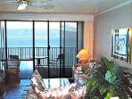 Fabulous oceanfront penthouse with free wifi