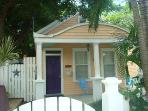Casa Manana 2 bedroom Cottage in Old Town Key West