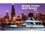 Chicago Private Yacht Charters on Lake Michigan