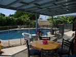 Pool & Large Jacuzzi 4 Br, 3 Bath & close to all