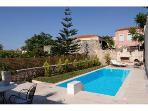 Archanes villa to rent - Pr. Pool (near Heraklion)