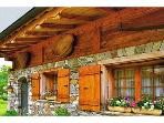 Chalet Les Cerisiers in the Chamonix Valley