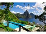 4 Bedroom/4 Bathroom Charming Hideaway in St Lucia