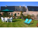 Old typical Cottage 8 Persons Mt St Michel France