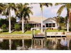 Direct Gulf Access Pool Home-Secluded Neighborhood
