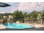 Vence lumineux quiet 4-star Holiday Apt. with pool