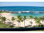 Ko Olina: Elite Beach Front Category Penthouse