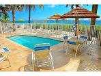 Direct Oceanfront 5 Star NEW Villa w/ Htd. Pool!