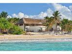 Tulum most beautiful beach villa, 6 bed, 7 bath