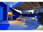 Penthouse-10 Step to Beach-Roof Pool-Condado