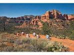Contentment Lodge Retreat Center: Unique Sedona Rental for Groups