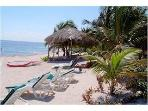 A real B & B on the beach in Mexico's Rivera Maya.