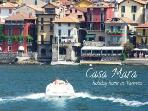 Casa Mara, holiday home by the Como Lake (Varenna)