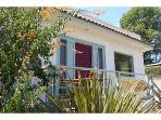 Spanish Modern in Silverlake, View & Artist Studio