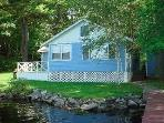 Damariscotta Lake Waterfront Cottage