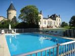 Holiday cottage in a Chateau near Bordeaux