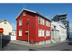 Apartment with soul in downtown Reykjavik