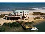 Amazing Discounted Fall Rate - Ocean/Riverfront St. Augustine Beach Vacation Home