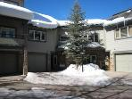 5 Bedroom Vail condo overlooking Gore Creek