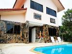 3 Bedroom SUPER VILLA w/ private pool and jacuzzi