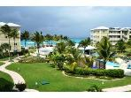 One bedroom 1 1/2 bath; beautiful Alexandra Resort