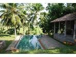 3 bedroom villa with swimming pool in Hikkaduwa