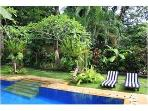 Villa Teras Private 3 bedroom pool villa near Ubud