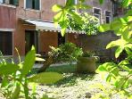 Garden apartment in the heart of Cannaregio