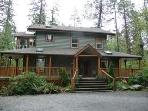 CedarView House, Tofino, British Columbia