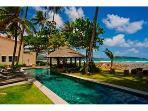 Beach Front Villa Patong - Kalim Beach House Blue
