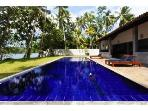 Gangananda, villa with style by the river