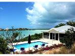 Waterfront Villa W/Ocean Views-Private Pool & Beach W/2 Person Kayak