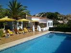 Villa la Diferencia, the villa at the Costa Blanca