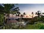 12 BDR BEACHFRONT, Seminyak, Sunsets & Weddings