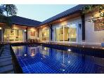 1 to 4 bedroom pool villa near Rawai beach Phuket