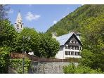 Country House near Alpe d'Huez and Bourg d'Oisans for Ski and Cycling