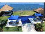 Villa Bali Bliss, beachfront North Bali luxury