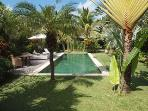 Villa Alang Alang-3 bed Balinese style close beach