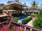 Luxury villa with private pool near Bang Po beach