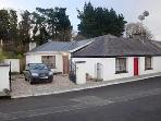 Irish Cottage in heart of traditional village.