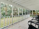 Anna Maria Rental Home - 3 Bedrooms - 206 Lakeview Driv