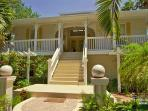 Sensationally designed Florida style three bedroom home only blocks from the beach. Available for summer season only!