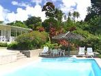 Villa St. Remy at Soufriere, Saint Lucia - Great For Nature-Lovers & Bird Watchers, Full Staff, Caribbean Architecture