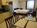 "MAKATI, Philippines - NEW STUDIO FULLY FURNISHED – ""THE COLUMNS LEGASPI VILLAGE"""
