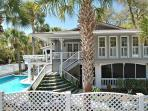'Almost' Oceanfront 2nd Row Oceanview Beach House