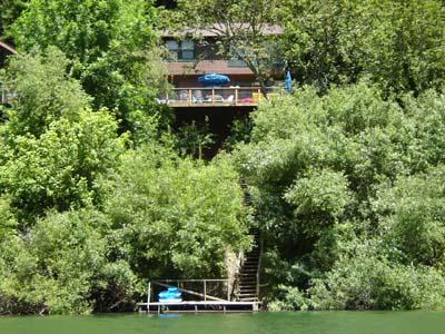 Irish Mist Vacation Home on the Russian River, Guerneville,